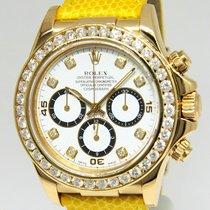 Rolex Daytona 16518 Very good Yellow gold 40mm Automatic