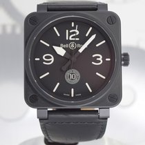 Bell & Ross BR 01-92 BR01-92-10TH-CE 2019 new