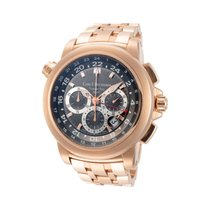 Carl F. Bucherer Or rose 46.6mm Remontage automatique 00-10620-03-33-21-SD occasion