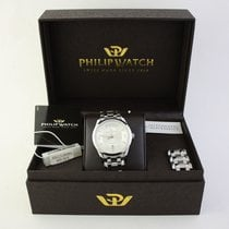 Philip Watch Acero 40mm Automático Sunray usados
