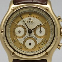 "Ebel ""Le Modulor Chronograph"" 18K gold"