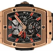 Hublot MP Collection Rose gold Transparent No numerals United States of America, New York, Greenvale