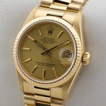 Rolex Datejust Zuto zlato 31mm