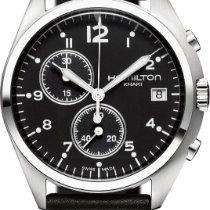Hamilton Chronographe 43mm nouveau Noir