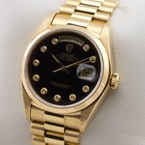 Rolex Day-Date Yellow gold 36mm No numerals