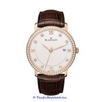 Blancpain Villeret Ultra-Slim 6651-2987-55B new