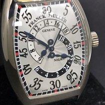 Franck Muller Cintre Curvex Complications Watch 7880dhr Nib...