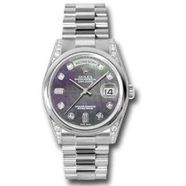 Rolex Day-Date 118296 dkmdp nouveau