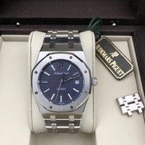 Audemars Piguet Royal Oak / blue dial / full set