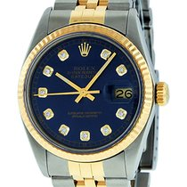 Rolex Datejust 16013 Very good Gold/Steel 36mm Automatic