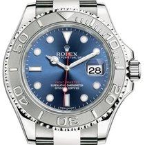 Rolex Yacht-Master Steel with Platinum Bezel 116622