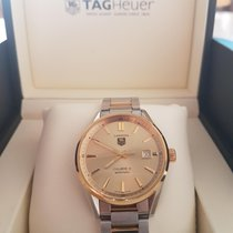 TAG Heuer Carrera Calibre 5 occasion Or/Acier