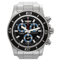 Breitling Superocean Chronograph M2000 Steel 45mm Black No numerals United States of America, Florida, Surfside