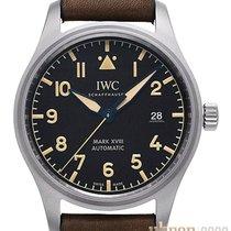 IWC Titanium Automatic Brown Arabic numerals 40mm new Pilot Mark
