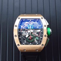 Richard Mille Red gold Automatic RM11-01 new