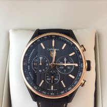 TAG Heuer Carrera (Submodel) pre-owned 43mm Titanium