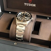 Tudor 79030N Staal 2019 Black Bay Fifty-Eight 29mm nieuw