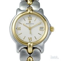 Bertolucci 34mm Quartz pre-owned Champagne