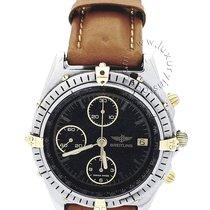 Breitling Chronomat Acciaio 39mm Nero Senza numeri Italia, Brescia