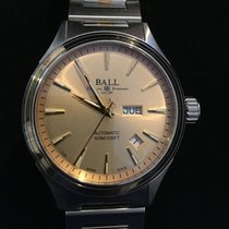 Ball Gold/Steel 40mm Automatic NM2110C-2T-SJ-GO new