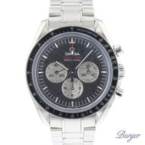 Omega Speedmaster Professional Moonwatch Stal 42mm Bez cyfr