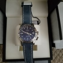 Glycine Steel 46mm Automatic 3917 new Canada, Calgary