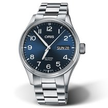 Oris Steel 45mm Automatic 01 752 7698 4065-07 8 22 19 new