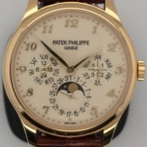 Patek Philippe Perpetual Calendar Yellow gold 39mm White Arabic numerals United States of America, New York, New York