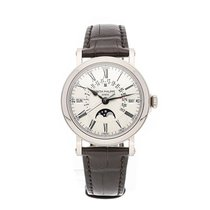 Patek Philippe 5159G-001 White gold Perpetual Calendar 38mm pre-owned United States of America, Pennsylvania, Bala Cynwyd