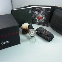 Oris Artelier Date pre-owned 40mm Date Leather