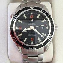 Omega 2200.51.00 Acciaio 2008 Seamaster Planet Ocean 45,5mm usato
