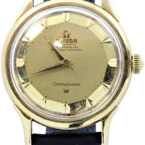 Omega Or jaune 35mm Remontage automatique 2782 SC occasion France, Bordeaux