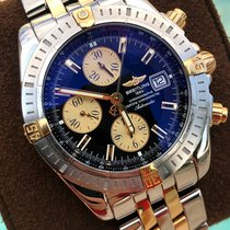 Breitling Chronomat Evolution Gold/Steel 44mm Black No numerals United States of America, Texas, Plano