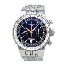 Breitling A23340 Steel Montbrillant Légende 46mm pre-owned United States of America, New York, New York