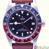 Tudor Black Bay GMT Stahl 41mm Schwarz Keine Ziffern Deutschland, Duisburg/München/Linz
