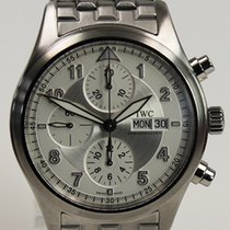 IWC Steel 42mm Automatic IW371705 pre-owned