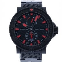 Ulysse Nardin Diver Black Sea 263-92-3C 2010 pre-owned