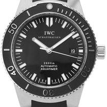 IWC Aquatimer Automatic 2000 IW353602 2004 pre-owned