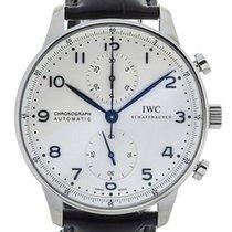 IWC Portuguese Chronograph IW371446 new