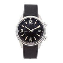 Jaeger-LeCoultre Polaris Steel 42mm Black Arabic numerals United States of America, Pennsylvania, Bala Cynwyd