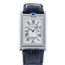 Cartier Tank (submodel) W1016055 pre-owned