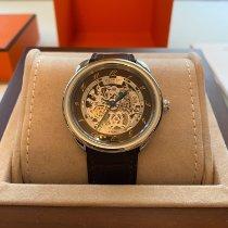 Hermès Arceau neu 2019 Automatik Uhr mit Original-Box und Original-Papieren
