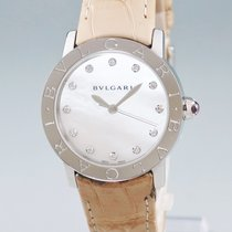Bulgari Steel 37mm Automatic BBL37S pre-owned