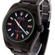 Rolex Milgauss Steel 43mm Black United States of America, Florida, Miami