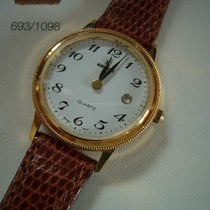 Kienzle Yellow gold Quartz new
