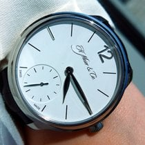 H.Moser & Cie. MAYU Small Second hand White Gold - 321.503