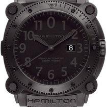 Hamilton Khaki H78585333 Herren Automatikuhr Zusätzliches...