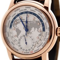 Frederique Constant Worldtimer Manufacture 42 World Map...