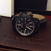 Bremont Steel Automatic U-2/DLC pre-owned