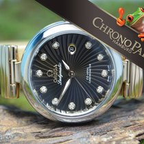 Omega Ladymatic Co-Axial 34mm Chronometer von 2017, B&P,...